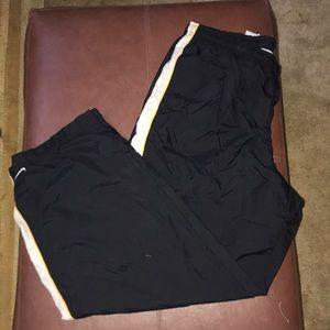 Nike warmup pants